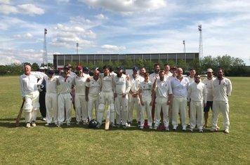 Swindon CC XI v BR XI