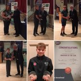Swindon CC pick up awards at the Wiltshire Cricket presentation evening