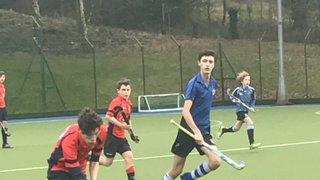 Boys U16s beat Trinity Mid-Whitgiftian 7-1