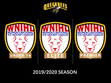EIHA rebrand Womens Hockey Leagues 'WNIHL' for the 19/20 Season.