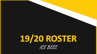 U16 Ice Bees Roster!