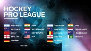 Pro League Hockey 2019