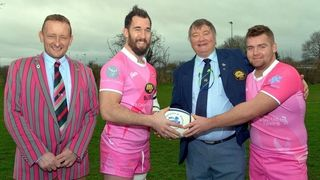 Olney Receive November Ball of the Month