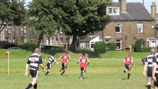 Wyke 1st team vs Emly moor 01/09/12