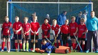 Boys Under 12's Kent Tournament - 5th November 2017