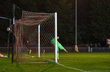 Matt Wilson's goal from a penalty.
