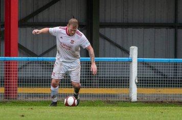 Mark Gray on the ball.