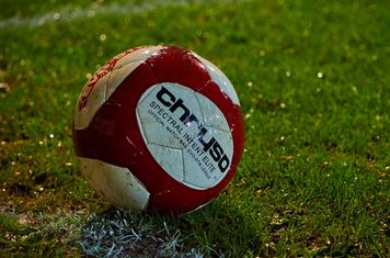 The match ball.
