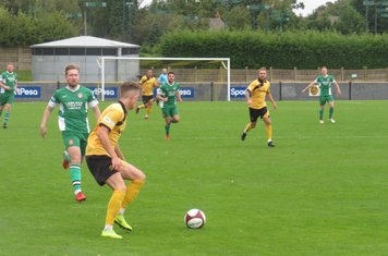 Charlie Scanlon in action for Loughborough Dynamo.