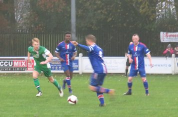 Thomas Urwin in action for Chasetown.