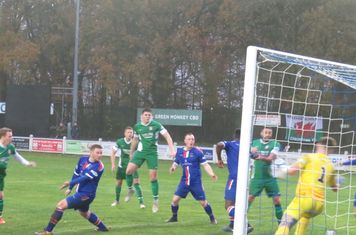 Danny North's goal.