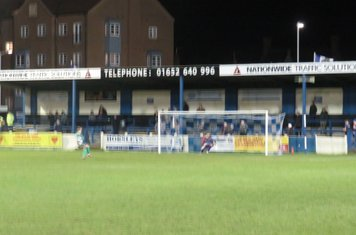 Jack Turnbull's penalty that was scored.