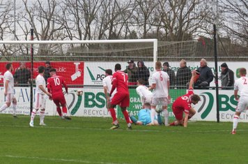 James Hicks' goal.