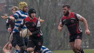 Tupton 29 - 14 Chesterfield Panthers