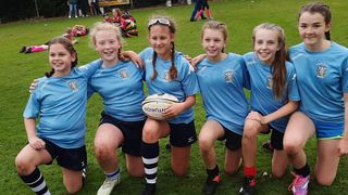 U13 Girls first Game of the Season