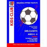 Kids Club - Mini Kickers