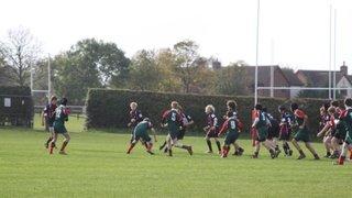 U14 Sandbach v Bowdon 23 Oct 2011