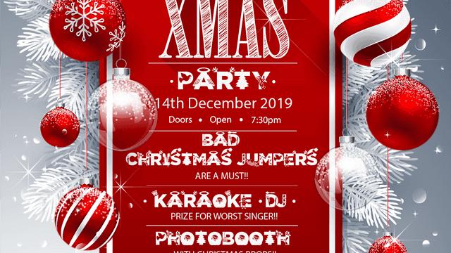 Club Christmas Party 2019