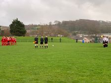 Prestatyn Sports 1-0 Barmouth  Minute by Minute