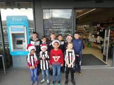 Kids Help Out at Co-op