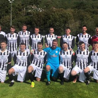 Barmouth earn well deserved point at Gwalchmai