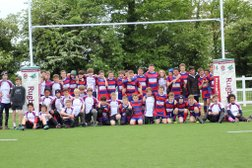 U13s  win against touring Sidcup team
