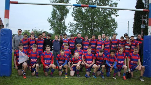 Defeat away to Clevedon for U16s