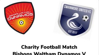 Dynamos vs Swanmore United - Charity game 2019