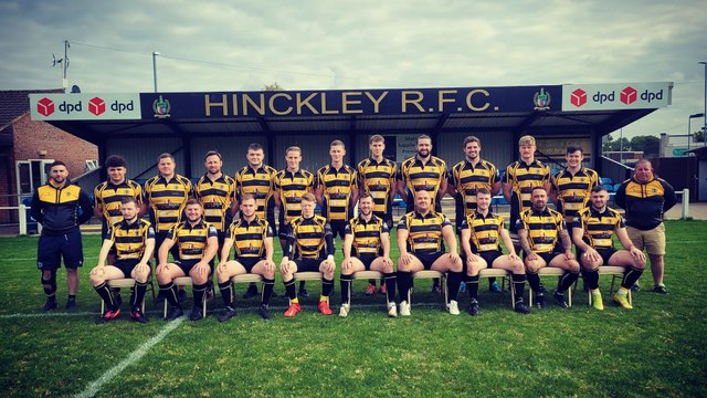 Stags 45 - 34 Leicester lions 2nds