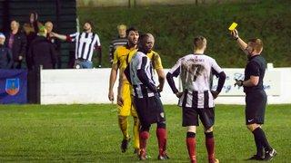 Congleton Town FC Vs Widnes FC