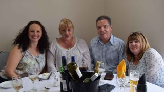 Clubhouse Opening Lunch