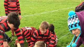 Under 13s pile up
