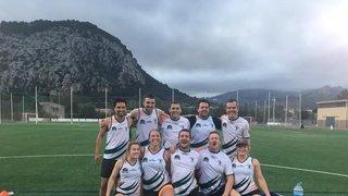 Tigers on Tour – Mallorca Bocs Competition - Nov 2016