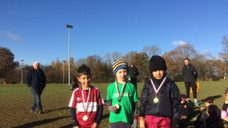 U7s Players of the Week 26/11/2017