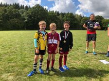 U9s Players of the Week - 1/9/19