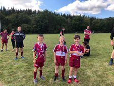 U9s Players of the week - 8/9/19