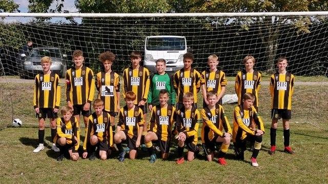 U16 Panthers