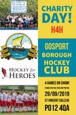 Hockey For Heroes Day