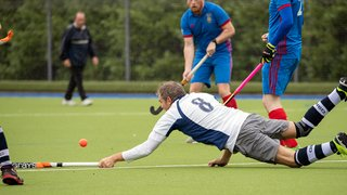 M1XI v United Services 12 Oct 19 - Photo Credit to Ian Clarke