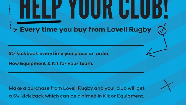 Dartmouth RFC Join Forces With Lovell Rugby