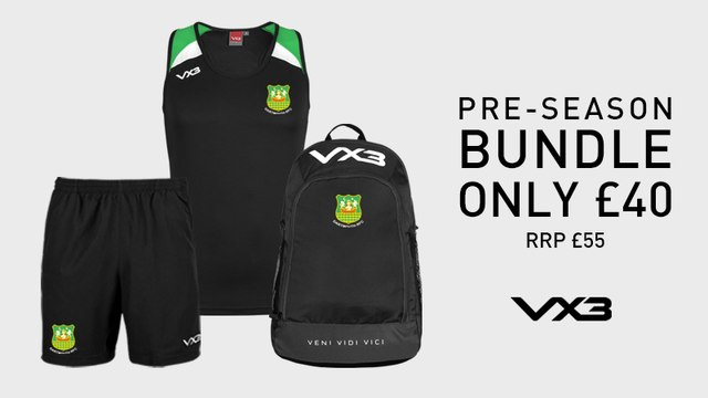 Dartmouth VX3 Pre Season Bundle