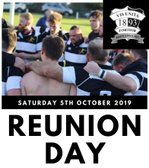 Reunion Day - This Saturday