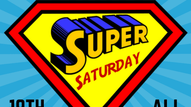 Who's Ready For Super Saturday?