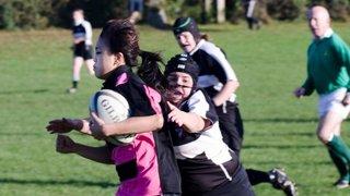 Fordingbridge Ladies first win...
