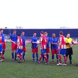 Camberley Town 1 vs 0 Chessington & Hook United