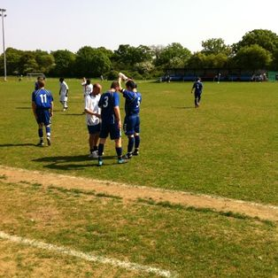 Chessington & Hook United 1 vs 3 Molesey