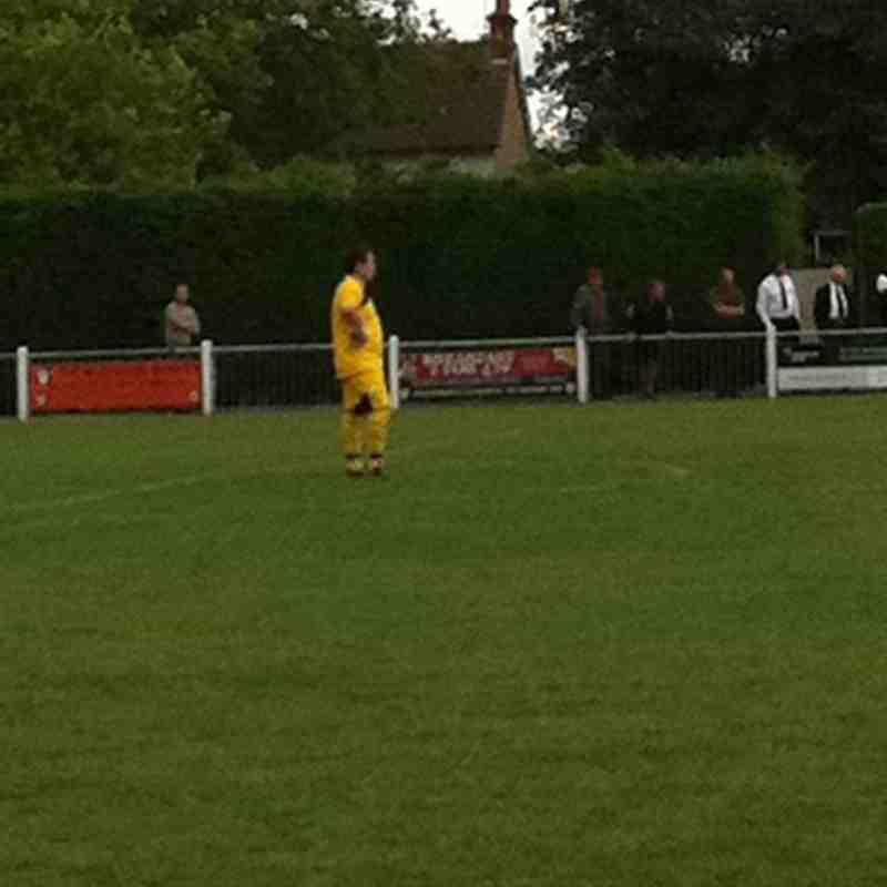 Ash United vs Chessington & Hook - Saturday 27 August 2011