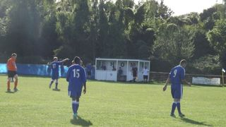 Chessington & Hook vs Hartley Wintney - Saturday 8th September 2012