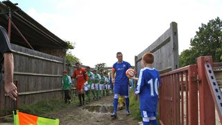 Chessington & Hook vs Guernsey - Saturday 29th September 2012