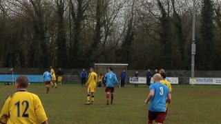 Horley vs Chessington & Hook - 9th March 2013